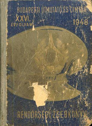 Rendõrségi zsebkönyv