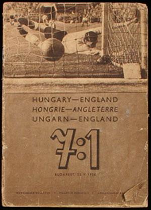 Magyarország-Anglia 7:1