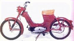 Jawa 50 motorkerékpár