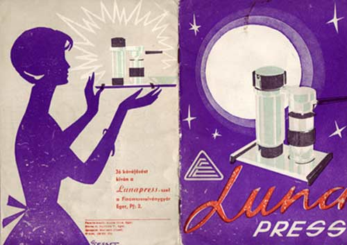 Lunapress kávéfőző