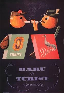 Daru és Turist