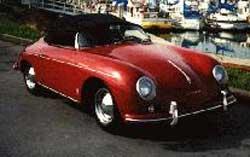 Porsche Spedster