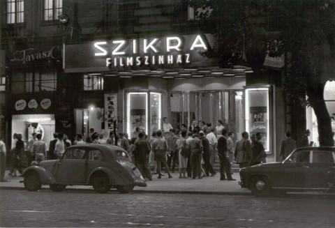 Szikra Filmszínház