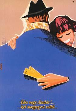 Mozijegy plakát