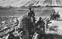 HSCS traktor