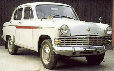 Moszkvics 403 IE