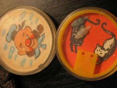 bohócos és macskás ügyessegi játek