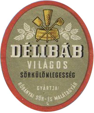 Délibáb sör