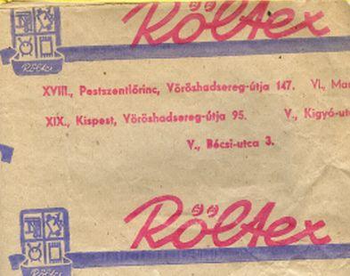 Röltex csomagolópapír