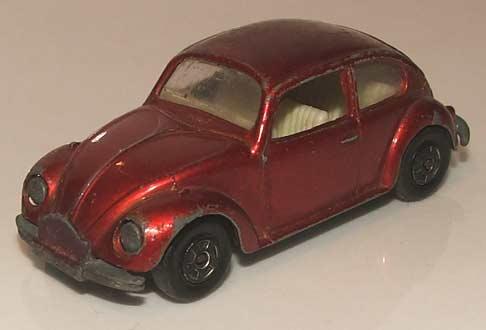 Matchbox Volkswagen bogár 1500 saloon No. 15