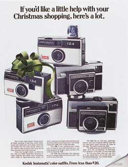 Kodak fényképezőgépek