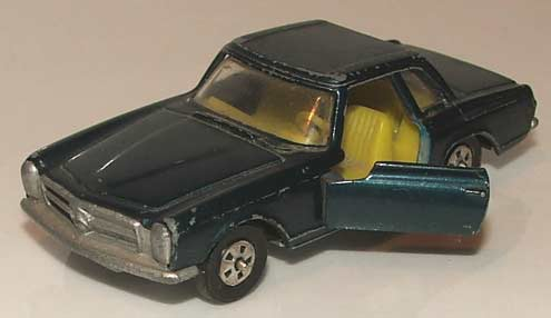 Matchbox Mercedes B 280SL