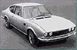 Fiat Dino Coupe