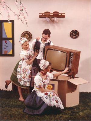 Orion Delta Super televízió