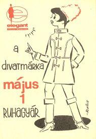 Elegant Május 1 Ruhagyár