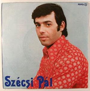 Szécsi Pál lemez
