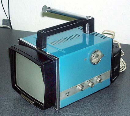 Elektronika televizió vl100