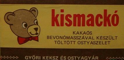 Kismackó