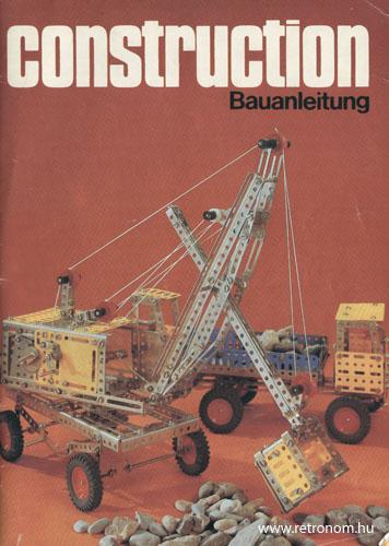 Construction építőjáték katalógus