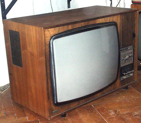 Munkácsy color televízió