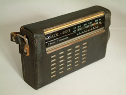 Sokol rádió 403