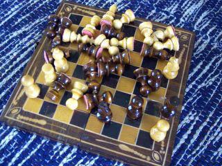Erdélyi sakk készlet