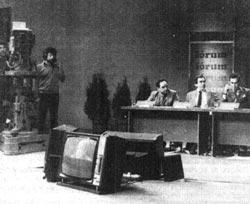 TV stúdió
