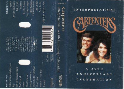 Carpenters együttes 25 éves