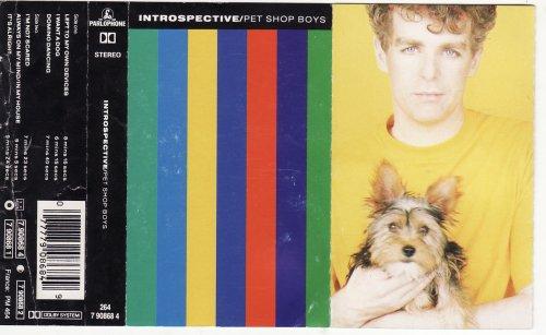 Pet Shop Boys kazetta