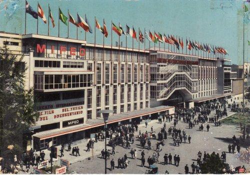 Milano nemzetközi vásár