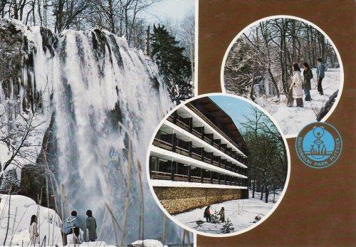Plitvice Nemzeti Park
