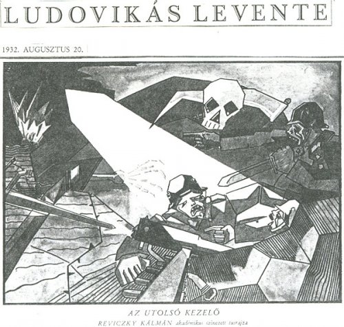 "Ludovikás Levente (1932.) ""Az utolsó kezelő"""