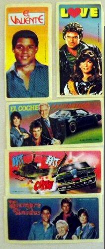 Knight Rider rágópapír - matrica