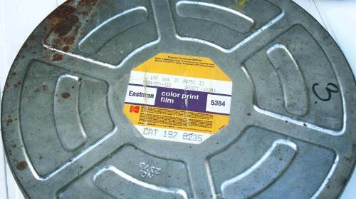 Kodak Eastman 35mm film tekercs doboz