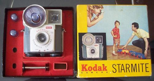 Kodak Starmite Brownie camera