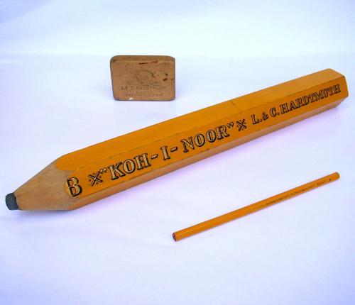 KOH-I-NOOR ceruza radír