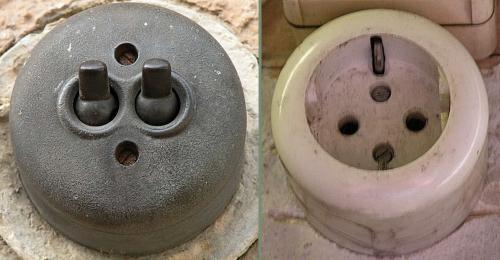 Kapcsoló és konnektor