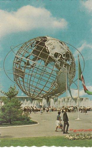 New-Yorki világkiállitás