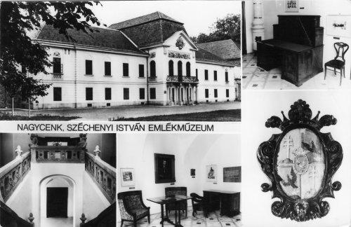 Nagycenk Széchenyi István emlékmúzeum
