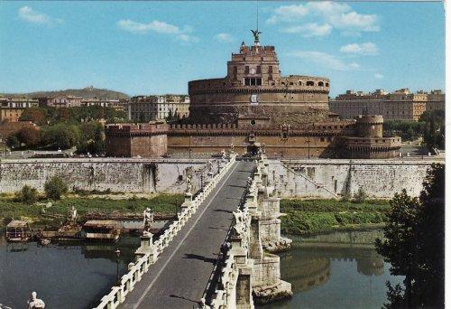 Róma  Angyalvár és hidja