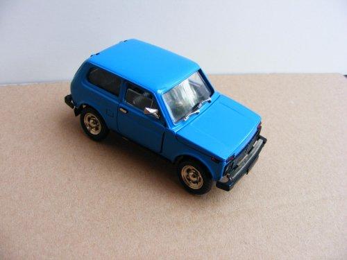 Lada Niva modell