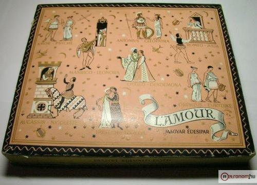 Lamour Dessert Különlegesség