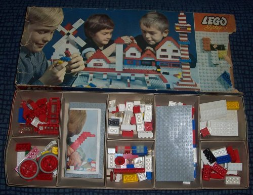 LEGO 050 basic set - 1965