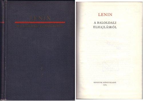 Lenin egyik műve