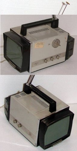 Elektronika televízió VL 100