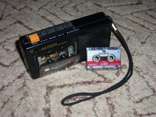 Lloyd's diktafon