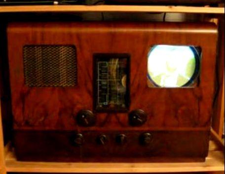 Marconi 707 televízió és Louis Armstrong