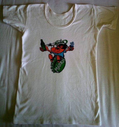 Márka üdítő póló