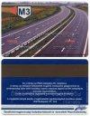 M3 autópálya kártya