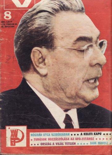 Leonyid Brezsnyev harminc éve hunyt el